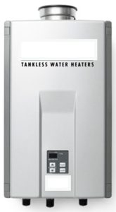 CASATI supplies & install hot water tanks & tankless systems