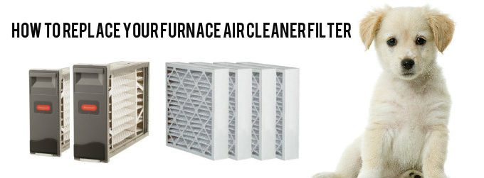 how to replace your furnace air cleaner filter, CASATI