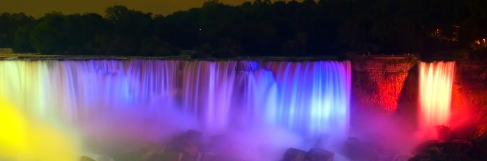 Niagara Falls Winter Wonderland Festival of Lights
